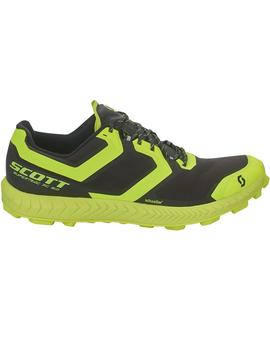 Zapatillas trail Supertrac rc 2 - Negro amarillo