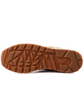 Zapatillas 1030 - Mostaza marron