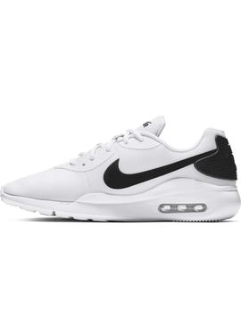 Zapatillas Air max oketo - Blanco negro