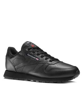 Zapatillas Classic leather - Negro