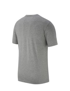Camiseta Sportwsear just do it swoosh - Gris