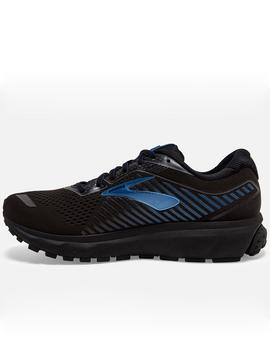 Zapatillas running Ghost 12 gtx - Negro azul