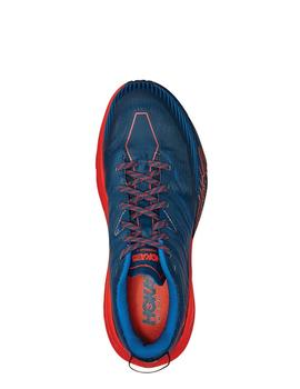 Zapatillas trail Speedgoat 4 - Azules rojo