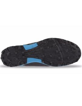 Zapatillas trail- X talon 230 - Gris azul