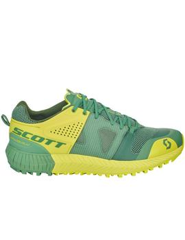 Zapatillas trail Kinabalu power - Verde