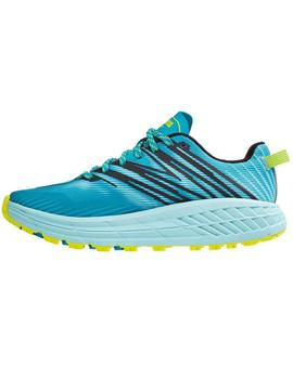 Zapatillas trail Speedgoat 4 - Turquesa