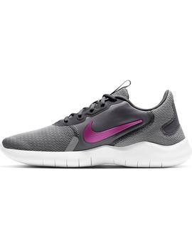 Zapatillas Flex experience run 9 - Gris rosa