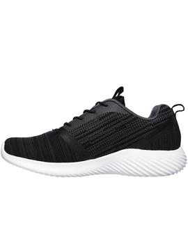 Zapatillas Bounder - Negro blanco