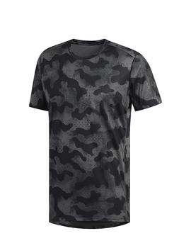 Camiseta Own the run tee - Gris camo
