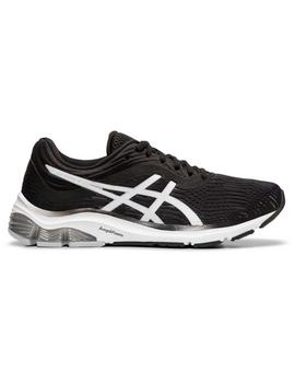 Zapatillas running Gel pulse 11 - Negro blanco