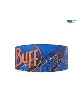 Cinta Performance dry slim headband - Azules