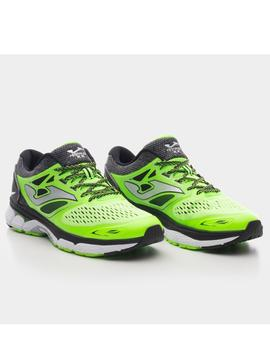 Zapatillas running Hispalis - Fluor 911