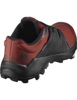 Zapatillas trail Wildcross - Negro granate