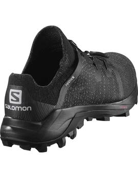 Zapatillas trail Cross pro - Negro