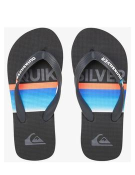Chanclas Molokai slab youth - Gris azul
