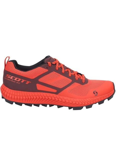 Zapatillas trail Supertrac 2.0 - Naranja