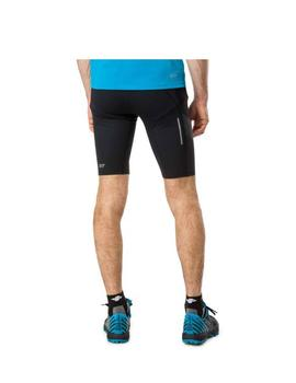 Malla Stretch raider short m - Negro