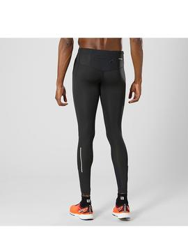 Malla Agile long tight m - Negro