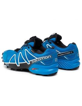 Zapatillas trekking Speedcross 4 gtx - Azul