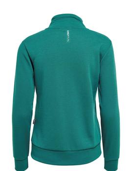 Chaqueta Elina high neck sweat - Jade