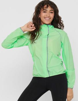 Chaqueta Run jacket - Menta