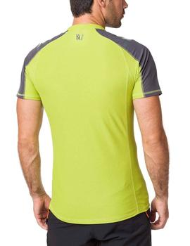 Camiseta tecnica Technical ss shirt - Amarillo