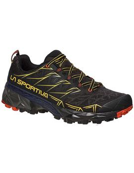 Zapatillas trail Akyra - Negro