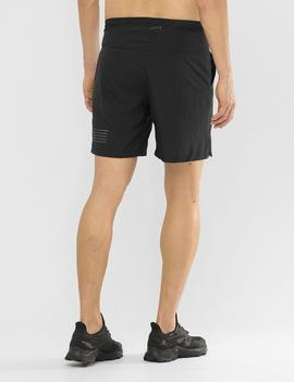 Pantalon corto Xa training short - Negro
