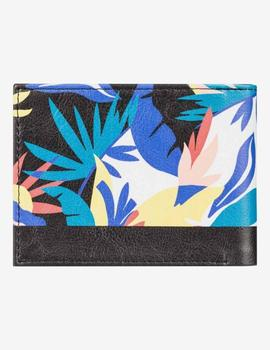 Cartera Freshness wallet - Negro colores