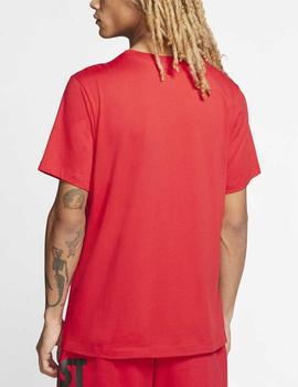 Camiseta Sportwear just do it tee - Rojo