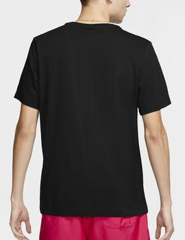 Camiseta Sportwear just do it tee - Negro