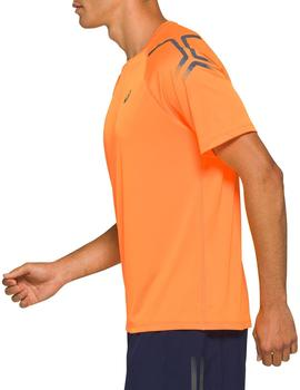 Camiseta Icon ss top - Naranja