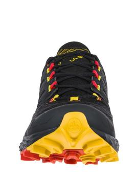 Zapatillas trail Lycan ii - Negro amarillo