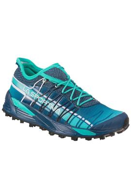 Zapatillas trail Mutant woman - Azules