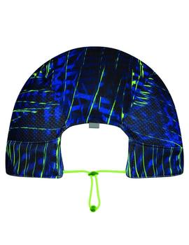 Visera Pack run cap - Azul negro