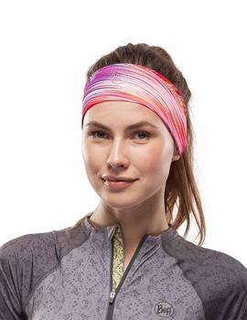 Cinta Coolnet uv headband - Rosa multicolor