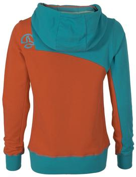 Chaqueta Red rock jacket - Naranja azul