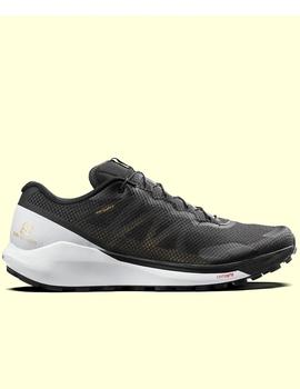 Zapatillas trail Sense ride 3 ltd - Negro blanco