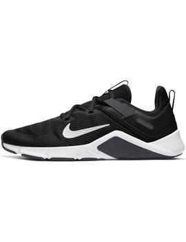 Zapatillas Legend essential - Negro blanco