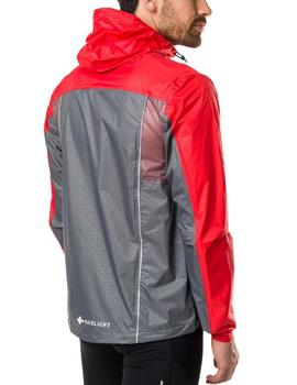 Chaqueta Top extreme mp  jacket - Rojo gris