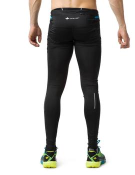 Malla Trail raider tights - Negro