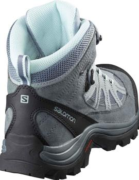 Zapatillas trekking Authentic ltr gtx w - Gris