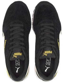 Zapatillas urban St runner v2 sd jr - Negro