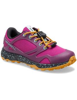 Zapatillas trekking Altalight low acwp - Rosa