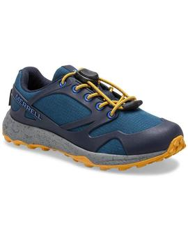 Zapatillas trekking Altalight low acwp - Azul most