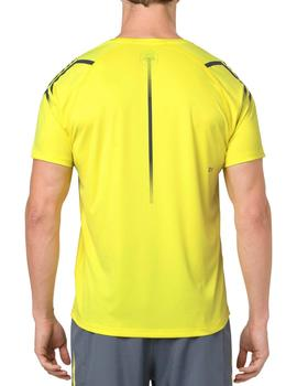 Camiseta Icon ss top - Amarillo