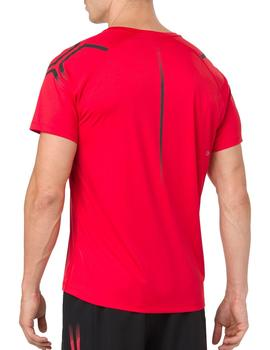Camiseta Icon ss top - Rojo
