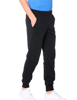 Pantalon Essential slim pants fl cotton - Negro