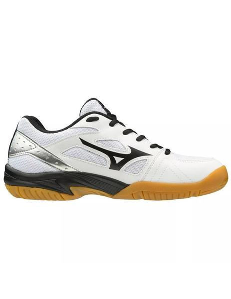Zapatillas indoor Cyclone speed 2 jnr - Blanco negro