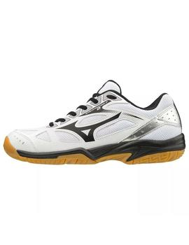 Zapatillas indoor Cyclone speed 2 jnr - Blanco neg